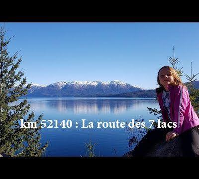 km 53688 : sur la route des 7 lacs