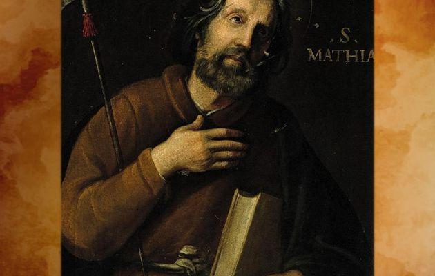 14 Maggio : San Mattia apostolo - Preghiere e vita