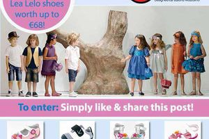 Win a pair of shoes with Lea Lelo& Oh Baby!Maternity and Infant