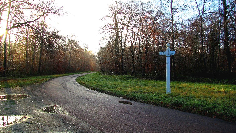 le carrefour Hurteau