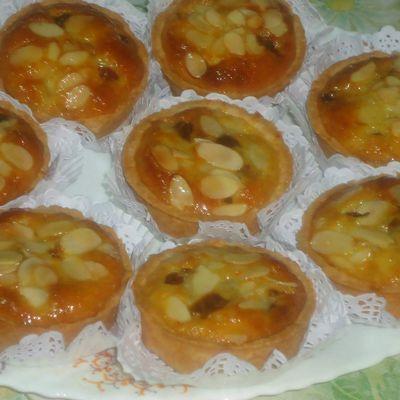 Tartelettes aux dattes