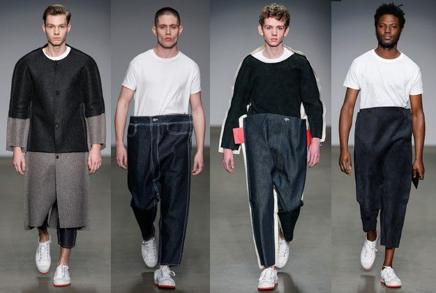 AMSTERDAM FASHION WEEK / MERCEDES BENZ FASHION WEEK AMSTERDAM - FALL WINTER 2015 / OUR SELECTED LOOKS