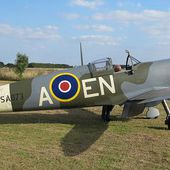 """Flying Magazine on Twitter: """"First of 12 Spitfire replicas gets ready to fly:  """""""