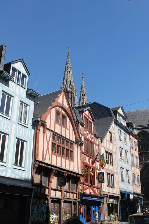 5 - Rouen, capitale de la Normandie