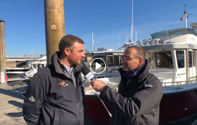 VIDEO Route du Rhum 2018 - 8 Targa pour la direction de course et la presse