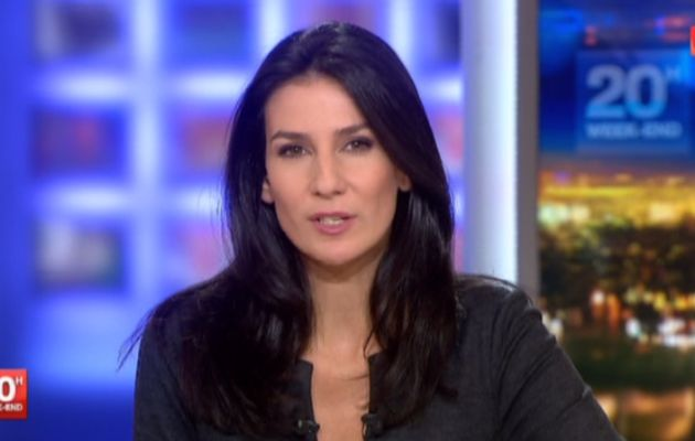 2013 10 27 - 20H00 - MARIE DRUCKER - FRANCE 2 - LE 20H WEEK-END
