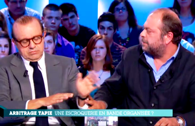 Dupont-Moretti clashe Apathie et Baddou, au Grand Journal