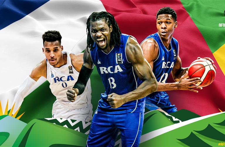 Revue d'équipe de FIBA Afrique pour l'AfroBasket 2021 : la République Centrafricaine