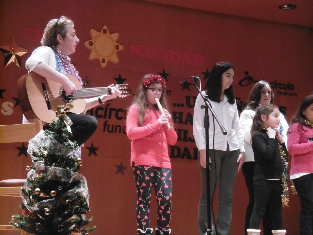 Festival de navidad San Lesmes. Galería fotográfica
