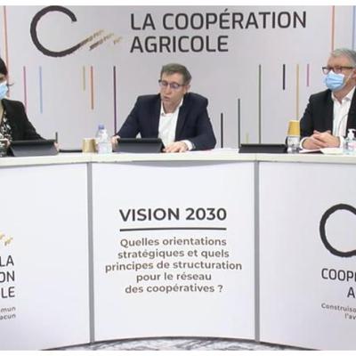 «La Coopération agricole: un objectif pour 2030, 2300 façons innovantes d'y parvenir» dans l'Opinion