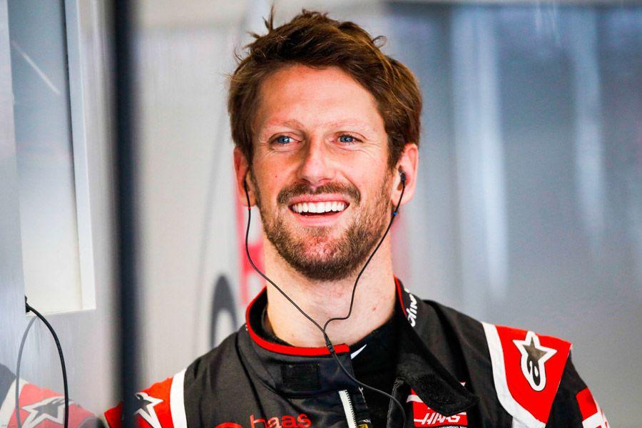 Romain Grosjean aux commentaires pour le Grand Prix de Monaco sur CANAL+
