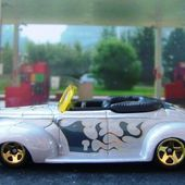 40 FORD CONVERTIBLE HOT WHEELS 1/64 - FORD CABRIOLET 1940 - car-collector.net