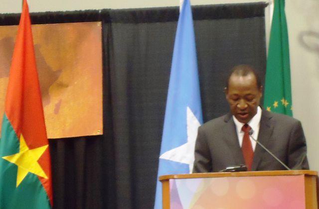 Lettre Ouverte à Blaise Compaoré, président de la République du Burkina Faso