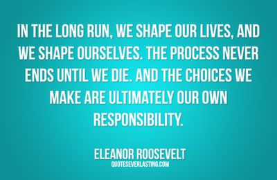 Eleanor Roosevelt - English - 3 Quotes