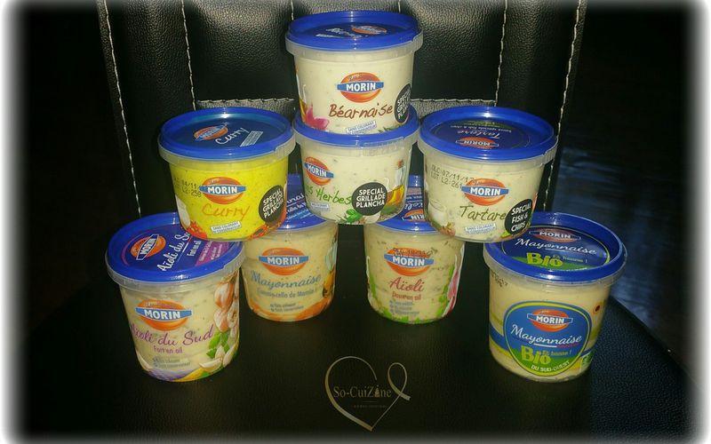 Un bond dans le temps vers mes souvenirs d'enfance avec les sauces Morin