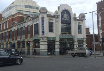 French Art Deco in London ...