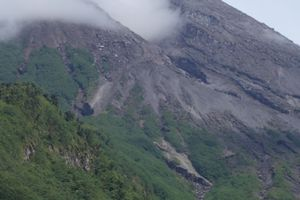 Les volcans de java (2) : Gros plan sur le Merapi