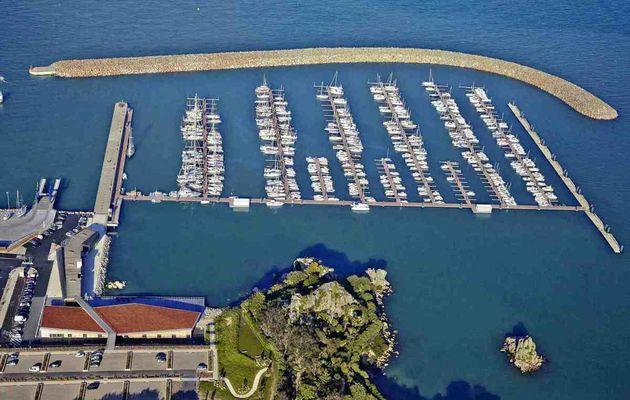 Roscoff (29) inaugure son nouveau port de plaisance