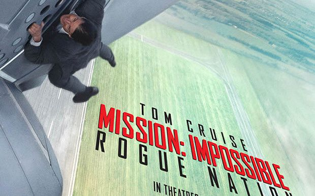 Un Petit Plaisir MI 5 Rogue Nation