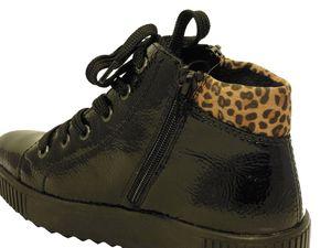 Boots RIEKER : M6434-01 noir