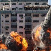 Après la destruction d'un immeuble abritant des médias internationaux à Gaza, indignation et colère contre Israël