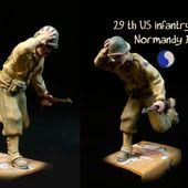 Figurines et accessoires au 1/43 (MK35) - 3ème partie -
