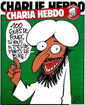 En France le blasphème est un droit