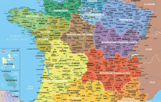 LE COVID-19 S'INVITE DANS LES ELECTIONS EN FRANCE EN 2021 ET 2022