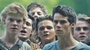 Le labyrinthe ( The Maze Runner )