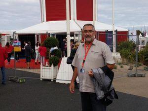 Eric expose à la Rochelle