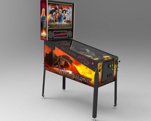 Game of Thrones Pinball !