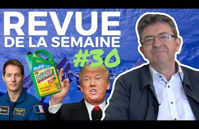 #RDLS30 : MÉDIAS, LOBBIES, FERRAND, MONSANTO,