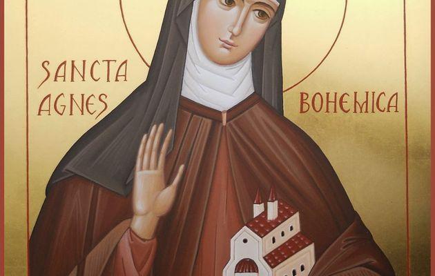 2 Marzo : Sant'Agnese di Boemia - preghiera e vita