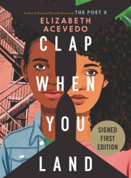 Audio books download mp3 Clap When You Land