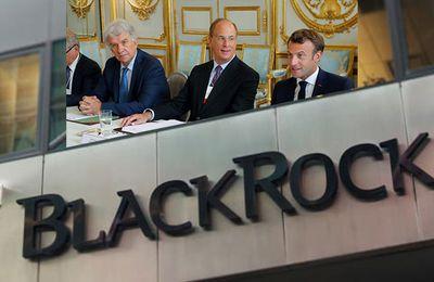 BlackRock et les retraites : pourquoi et comment le gestionnaire d'actifs joue un rôle dans la réforme Macron,   par Maxime Combes avec Rachel Knaebel