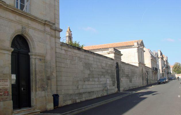 L'orphelinat de la Marine à Rochefort-sur-Mer (Charente-Maritime)