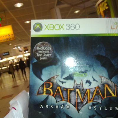 Test du jeu vidéo Batman Arkham Asylum sur Xbox 360