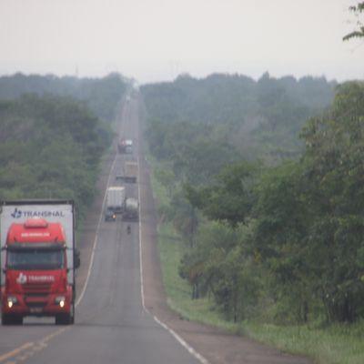 Belem-Brasilia, 2135 km