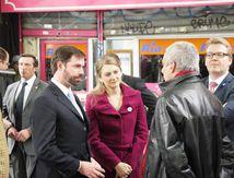Ma rencontre avec le Grand Duc du Luxembourg...