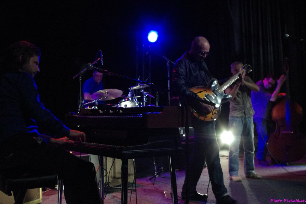 Drippin'Honey - 08 février 2015 - Seven Nights to Blues, Saint André lez Lille (59)