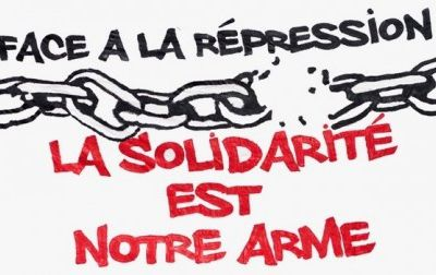 Appel à manifester face à la répression syndicale à Ugitech Lundi 16 décembre