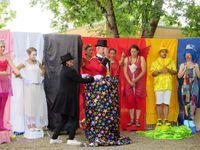 22 juin : Fête de la crèche sur le thème du cirque