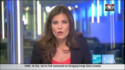 2012 03 15 @06H32 - ELISABETH ALLAIN, FRANCE 24, PARIS DIRECT