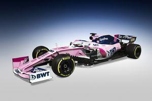 SportPesa devient le sponsor-titre de Racing Point