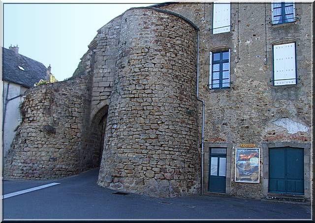 Diaporama château de Mauléon