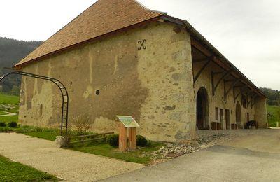 Visite à la Maison du Salève Haute-Savoie le 28.04.12