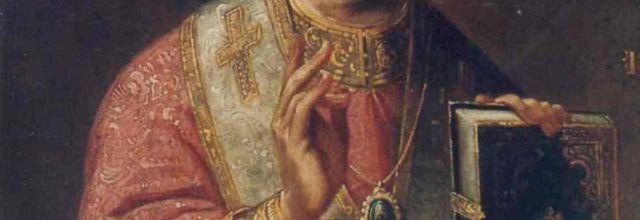 Covorul din tinerete - minunea Sfantului Nicolae, sceneta religioasa
