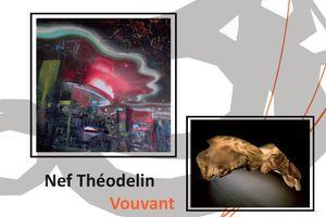 J - 8: LE 25 AVRIL, MELUSIN'ART OUVRE LES PORTES DE LA NEF THEODELIN...ET LA SAISON 2014!