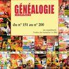 Dvd-rom n° 4 de Généalogie Magazine