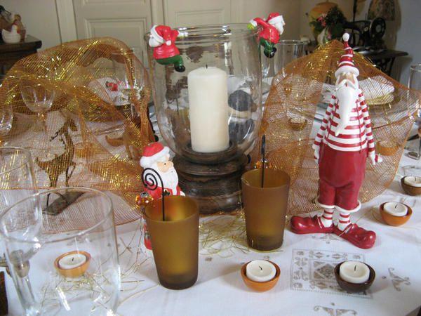Album - Tables Noël 2008